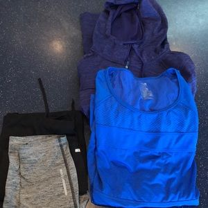 Active wear lot